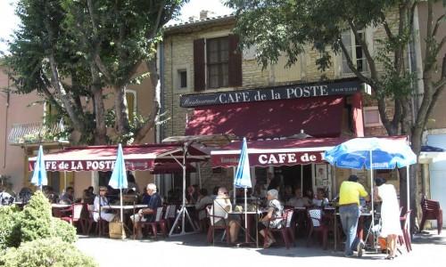 Café de la poste goult