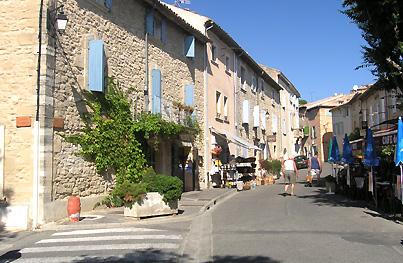 Goult village