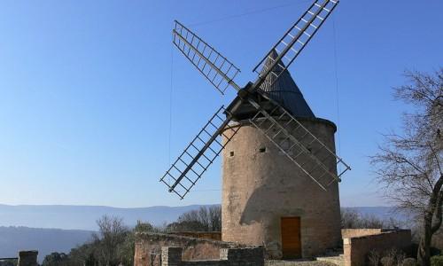 Le moulin de Jérusalem